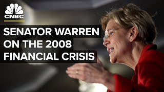 LIVE: Andrew Ross Sorkin Interviews Senator Warren - Sept. 13, 2018
