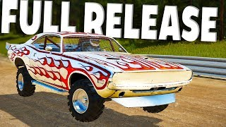 WRECKFEST FULL RELEASE! NEW CARS, MAPS & MUCH MORE! - Wreckfest FULL RELEASE Gameplay