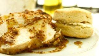 Gluten Free Fried Chicken 'n Biscuits - Gluten Free With Alex T