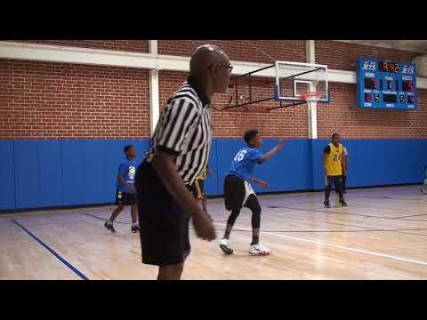 William basketball Playa Vista Ca 02-02-18