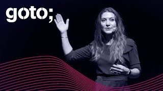 GOTO 2018 • The Corporate Scale Engine • Natasha Friis Saxberg