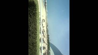 visit to Bruj Al Arab Dubai