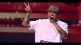 X-Factor Audition 2011 Chris Rene - Young Homie LY
