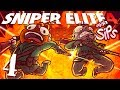 Sniper Elite 4 w/ Sips! [Part 4 ] - Dick Dock Rock