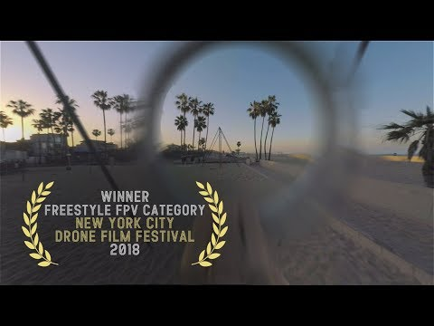 Muscle Up - 2018 New York City Drone Film Festival Freestyle FPV Category Winner