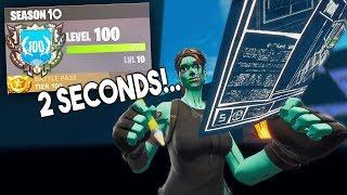 Huge Unlimited XP Glitch in Fortnite! (Season 10 XP GLITCH)