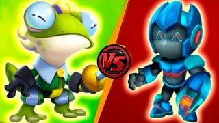 Monster Legends - Prince Charmless VS Super Dan - FINAL Mazmorra - Maxi Tuning