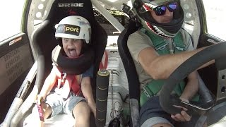 Father and son drift 3