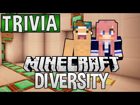 Trivia | Diversity Minecraft Adventure Map | Ep. 3