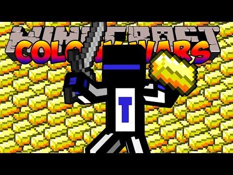 Minecraft Colony Wars : Играем за златоса #24