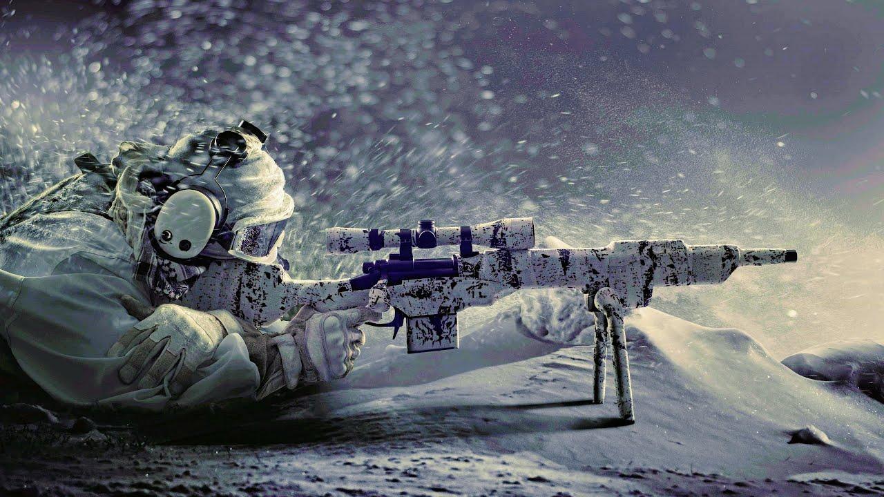 10 VERDADES sobre los Francotiradores en Películas y Videojuegos