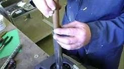 Office chair repair Steelcase gas cylinder