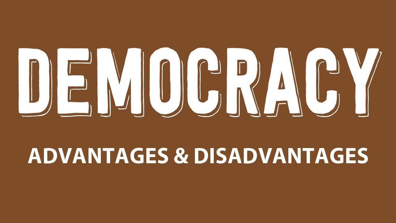demerits of democracy class 9