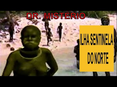 Ilha Mais Perigosa do Mundo: SENTINELA DO NORTE (não se aproxime!)