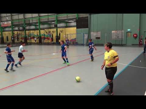 R3 Sydney Futsal Club vs Eastern Suburbs Hakoah Futsal Club 1st half