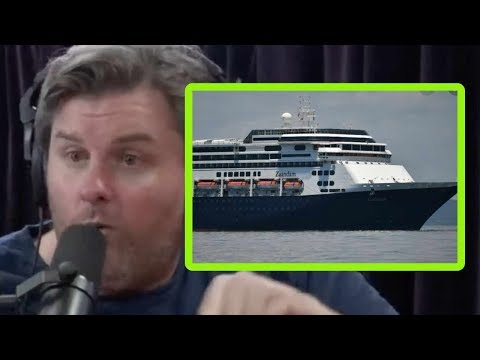 Tim Dillon Rants About His Time Working on a Cruise Ship