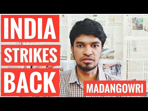 India Strikes Back | Tamil | Madan Gowri | MG | Indian Air Force | Pakistan