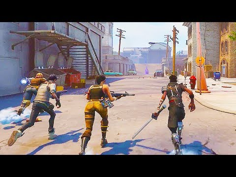 FORTNITE 85 Minutes of Gameplay Demo (New Open World Survival Game) Developer Walkthrough 2017