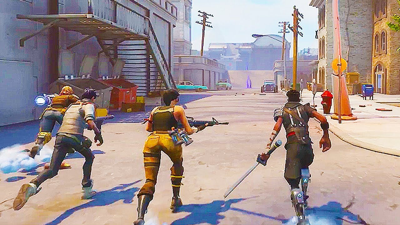 Fortnite 85 minutes of gameplay demo new open world survival game fortnite 85 minutes of gameplay demo new open world survival game developer walkthrough 2017 gumiabroncs Gallery