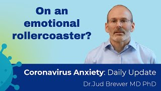 On an emotional rollercoaster? How to use mindfulness to regain control (Daily Update 12)
