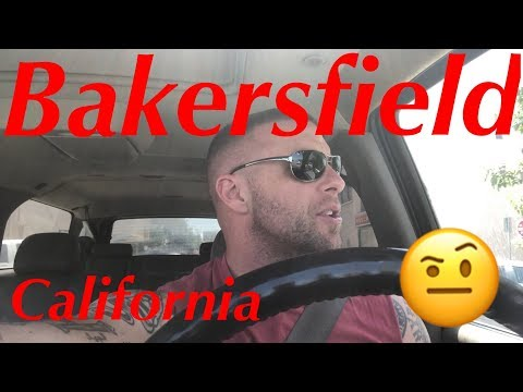 California / Bakersfield / Downtown Bakersfield