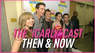 The 'iCarly' Cast Then & Now