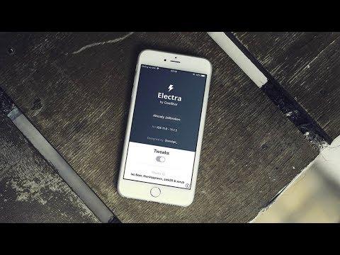 Hướng dẫn gỡ bỏ Electra Jailbreak iOS 11 và các tweak đã cài đặt