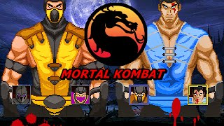 Mortal Kombat Legacy DEMO 0.5 - by Fabry Taz