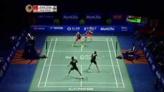 Thaihot China Open 2015 | Badminton F M2-XD | Zhang/Zhao vs Fis/Ped