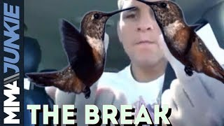 The Break: On Nick Diaz being free, an unlikely cause to Cerrone-Jackson Wink feud and more