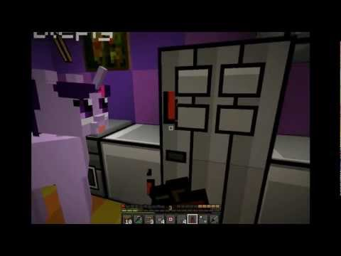 Mine Little Pony - Minecraft My Little Pony Mod W/ Ch8kenpig And PyroPunk - Part 2 -