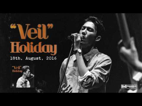 [official Audio] Holiday(할리데이)'s 1st Debut Single Title 'VEIL(베일)'