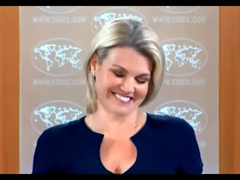 Reporter Asks State Department Spokeswoman About Tillerson's IQ