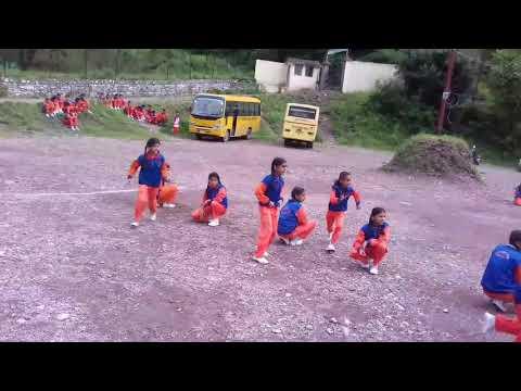 The Harbor School Bhimtal  Girls Kho - kho  must Watch