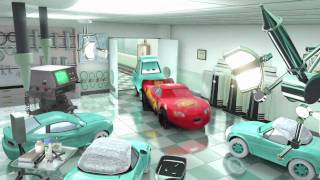 Pixar Cars Toons: Mater's Tall Tales - Blu-Ray Trailer (High Def)