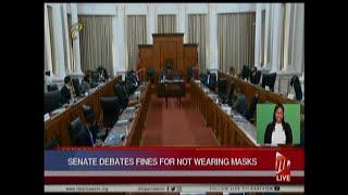 Senate Debates Fines For Failu…