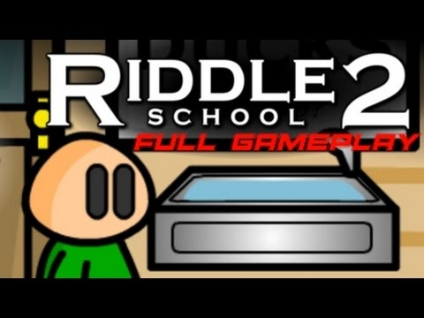 Riddle School 2 - Full Gameplay - No Commentary