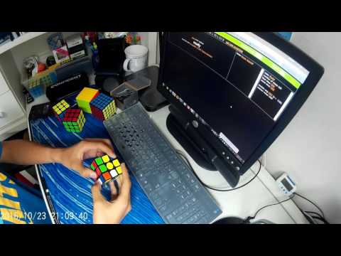 4.85 Rubik's cube single PB