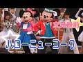 【4K】TDS ハローニューヨーク!立見最前❤ の動画、YouTube動画。
