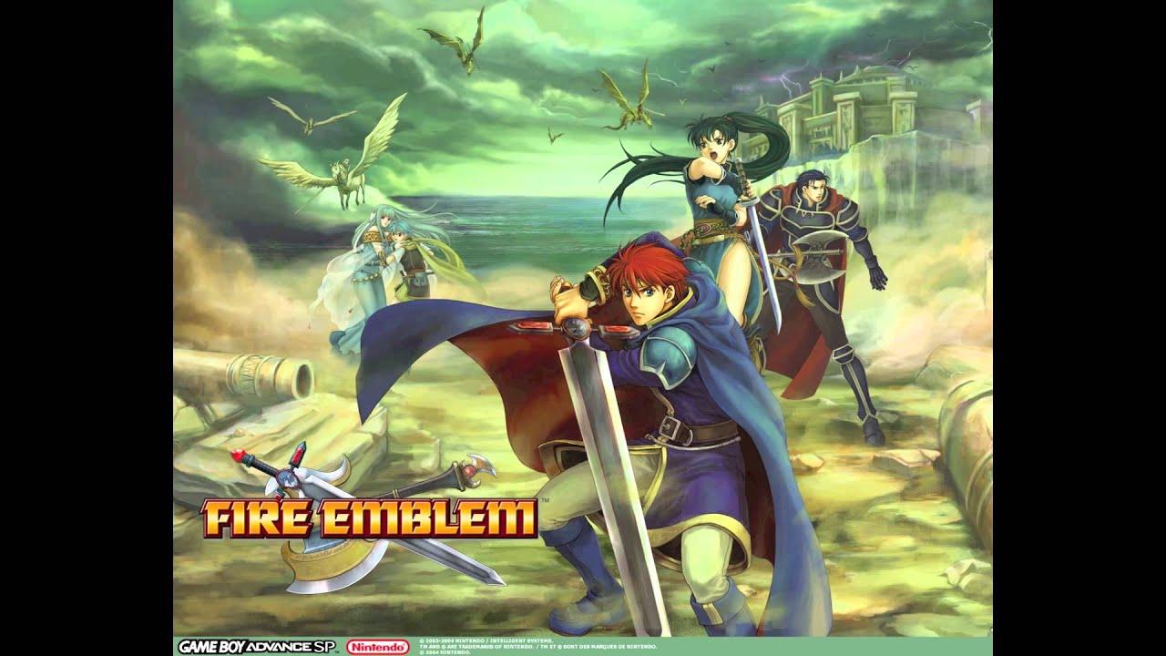Fire Emblem Blazing Sword Shocking Truth I Youtube
