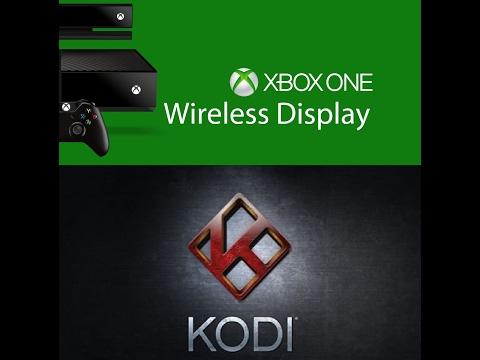 Kodi para Xbox One / Wireless Display ainda pode baixar ?