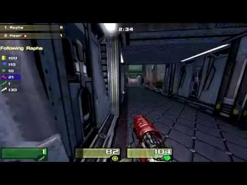 Rapha playing Quake4 at QuakeCon 2007 1080p EAX Sound