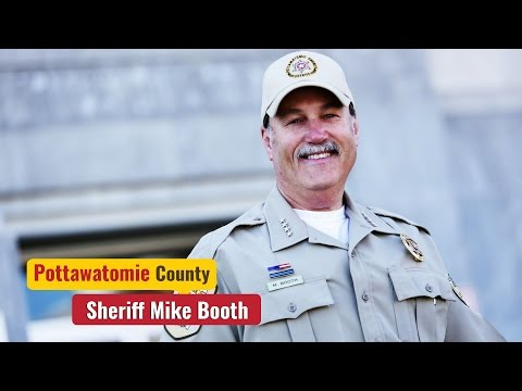 Your Sheriff: Pottawatomie County - Sheriff Mike Booth