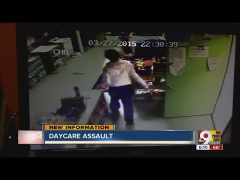 Daycare workers caught on camera abusing children