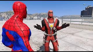 Spider-man On PC - Spider-Man Meets Deadpool