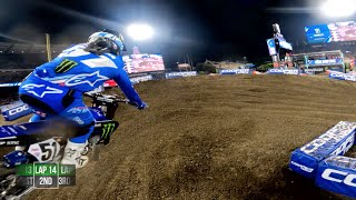 Download GoPro: Adam Cianciarulo - 2020 Monster Energy Supercross - 450 Main Event Highlights  - Anaheim 1