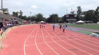 Derranique Jordan 100m Prelim Thumbnail