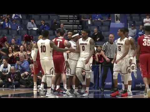 CCS: South Carolina vs. Alabama SEC MBB Tournament