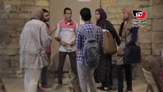 ختام فعاليات «ناس وتراث» بمعرض فني في مصر الجديدة