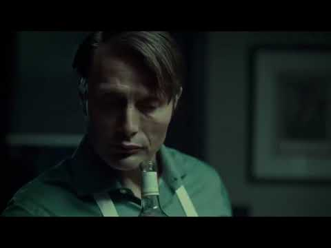 "Hannibal's cooks with his favourite music ""Goldberg Variations"""